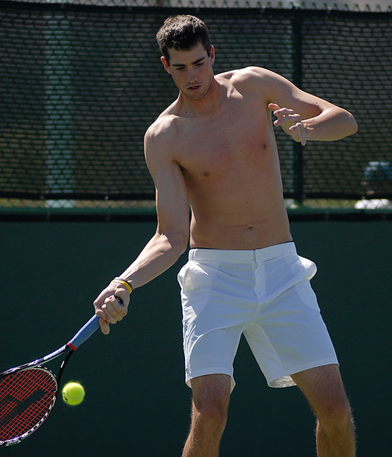 John+isner+shirtless