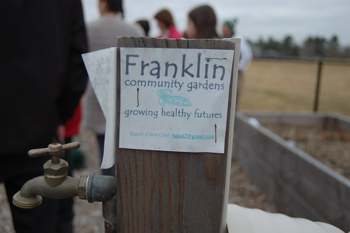 Franklin Community Garden