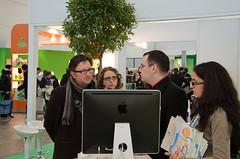 Igor e Rita presentano i software per l'agricoltura di Image Line durante Fieragricola