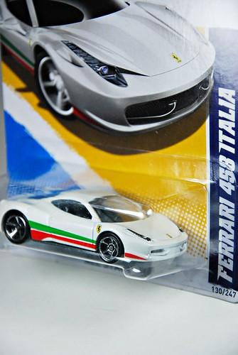 Ferrari 458 Italia aka WHEELJACK