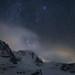 Gran Paradiso at Night by a galaxy far, far away...
