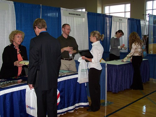 Tackling Career Expo with a Game Plan