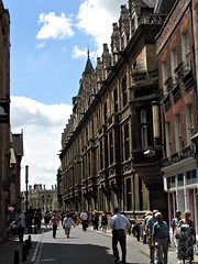 Cambridge Street 2008
