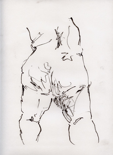 Life Drawing at Sandy Hill-1