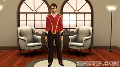Singer Career Outfit (Level 1) Male