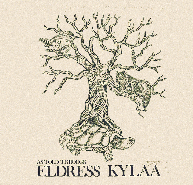 Pamphlet by Eldress Kylaa cover