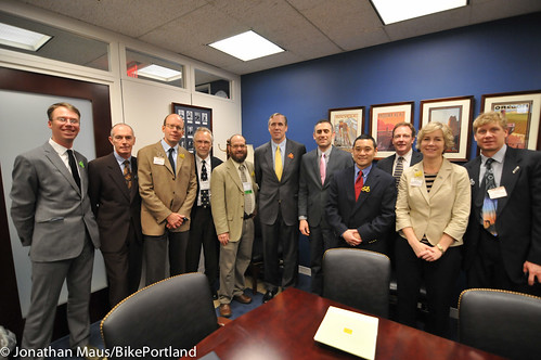 A visit with Senator Jeff Merkley-7