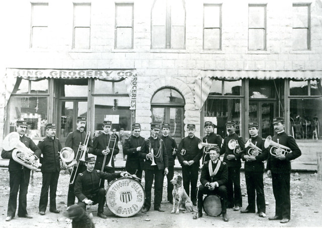 Band St. Anthony
