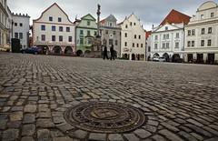 Main square, Český Krumlov