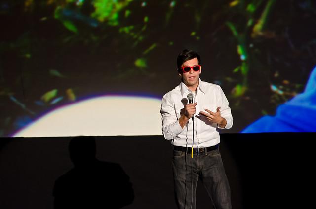 Nim Wunnan: Presenting on Presenting