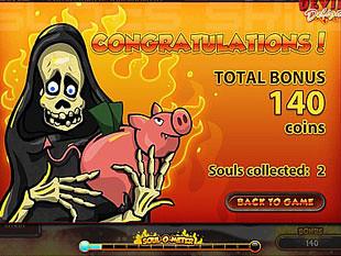Devil's Delight bonus game