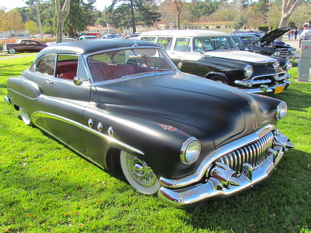 1952 buick 2 door hardtop allan wash by bballchico