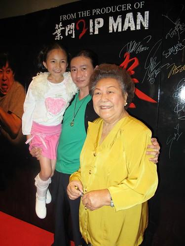 Crystal Lee, Bjarne Wong, Lai Ming