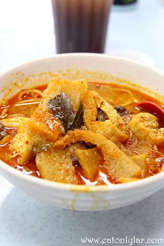 Curry Mee (咖喱面), Restoran Fatty Mok Hakka Yong Tau Foo