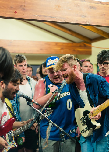 Bare Grillz at Camp A Low Hum 2012