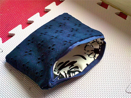Zippered pouch #2