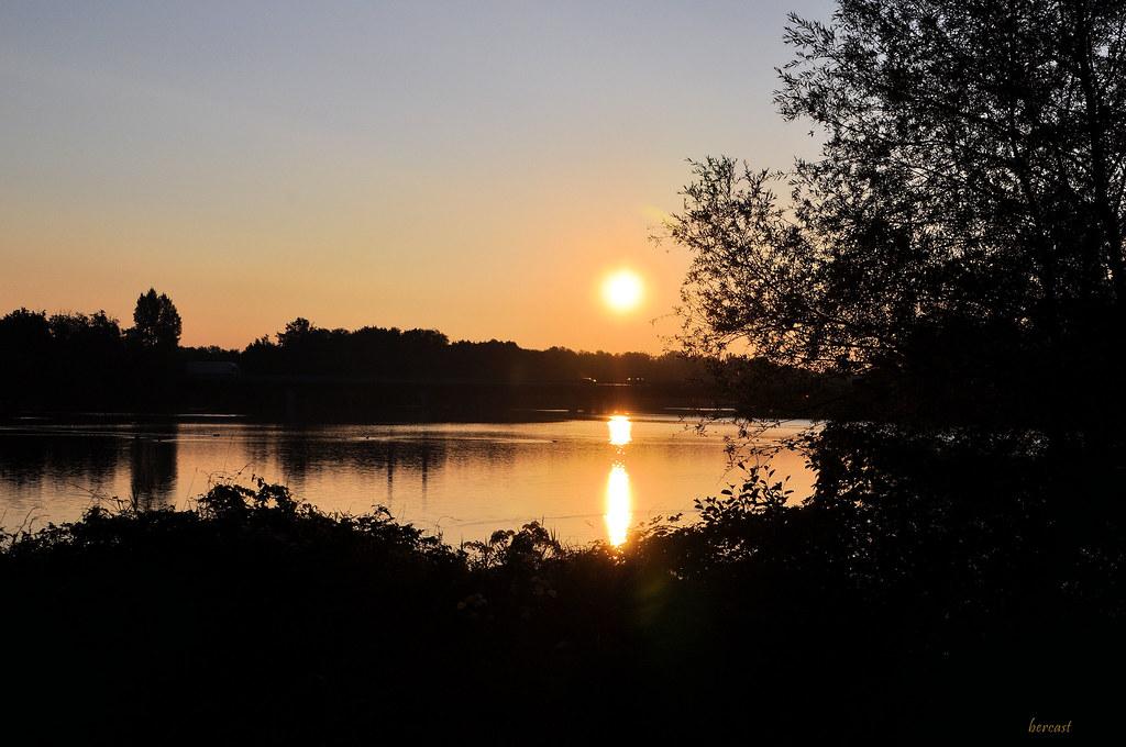 """""""Lac de Boussens"""". Haute Garonne"""