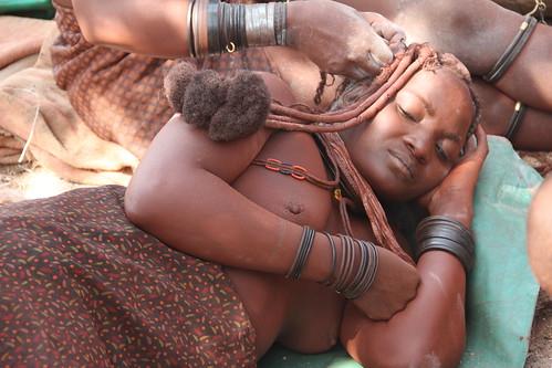 himba women - XXGASM