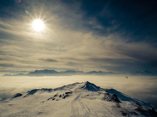 ski alps switzerland skiing laax lightroom swissalps