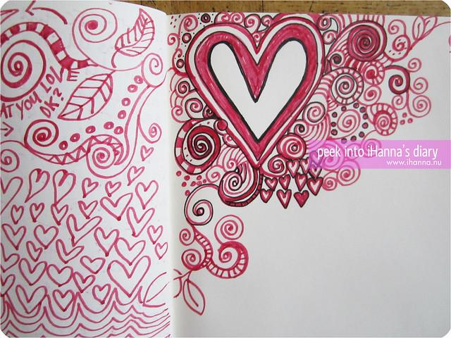 Peek into iHanna's Diary