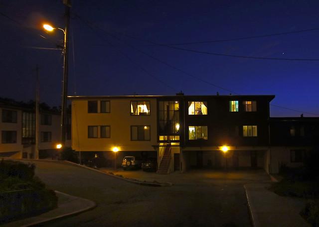 Baker Beach Apartments; The Presidio, San Francisco (2011)