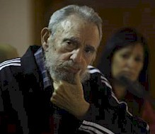 Former Cuban president and leader of the Communist Party, Comandante Fidel Castro, has published his memoirs on the life and struggles of a revolutionary. Fidel is respected throughout the country and the world. by Pan-African News Wire File Photos