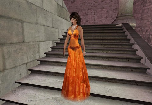SAS - April 2012 Gown by Cherokeeh Asteria