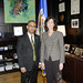 Assistant Secretary General Meets with United States Deputy Assistant Secretary of State