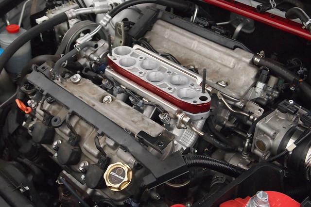 Accord Coupe J35Z2+MDX riser 6884534543_d2f2ee2de4_z_d