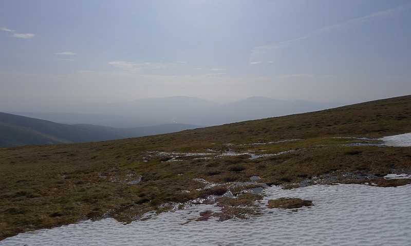 The Tarf Munros