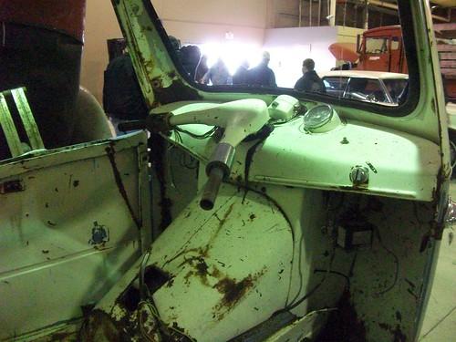 Interesting Micro Three Wheeler At Local Swap Meet Old Car Junkie