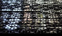 A wall of hard drives!