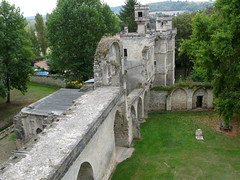 Septmonts (château) tour carrée 6168