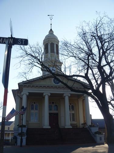 virginia courthouse warrenton fauquiercounty