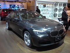 performance car(0.0), coupã©(0.0), convertible(0.0), sports car(0.0), automobile(1.0), automotive exterior(1.0), executive car(1.0), wheel(1.0), vehicle(1.0), automotive design(1.0), auto show(1.0), bmw 7 series(1.0), bumper(1.0), sedan(1.0), personal luxury car(1.0), land vehicle(1.0), luxury vehicle(1.0),