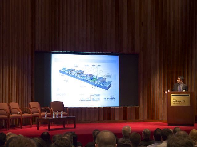 Metals in Construction, 2012 Facades Conference