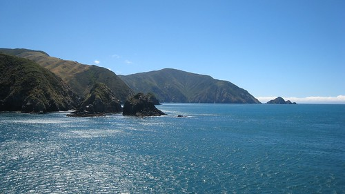 Wellington to Picton