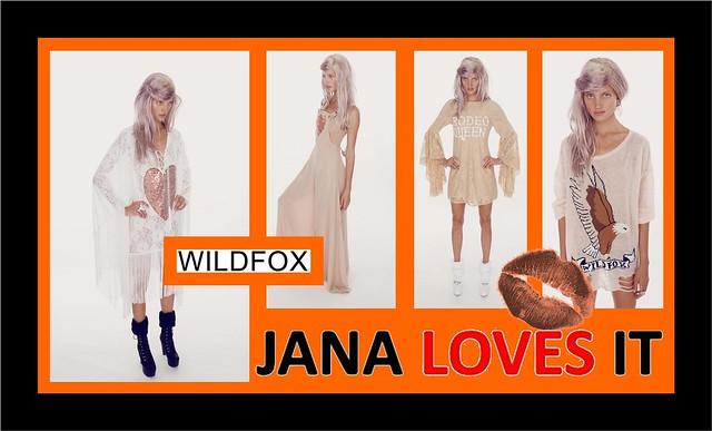 Naranja - Wildfox 01