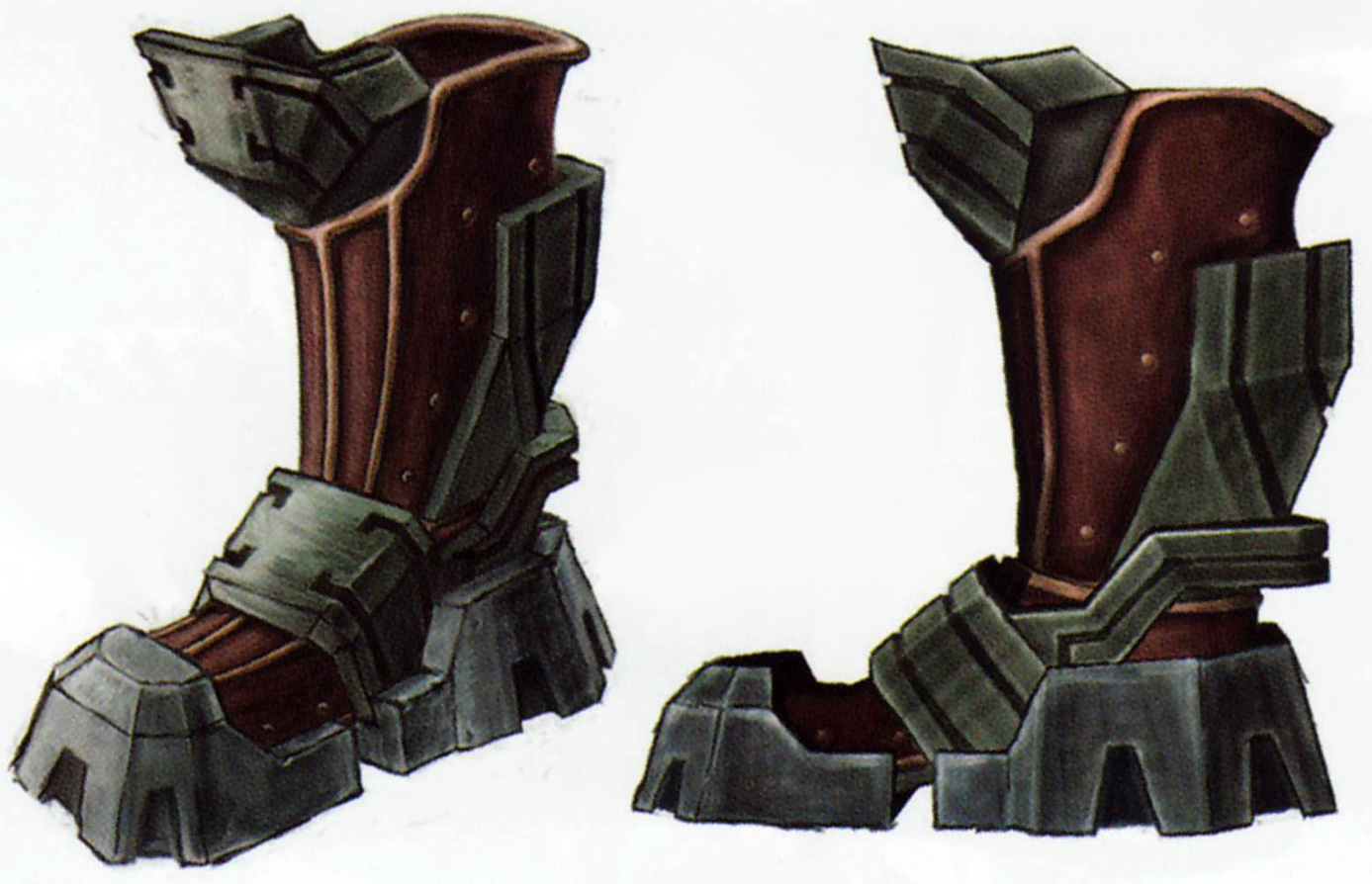 TP Iron Boots