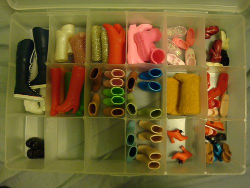 Shoe organizer...