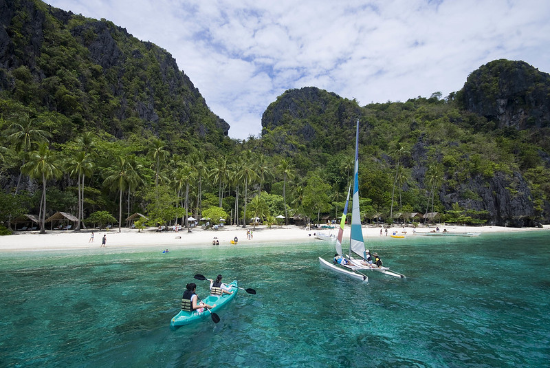23. El Nido Resorts - Entalula Beach Club