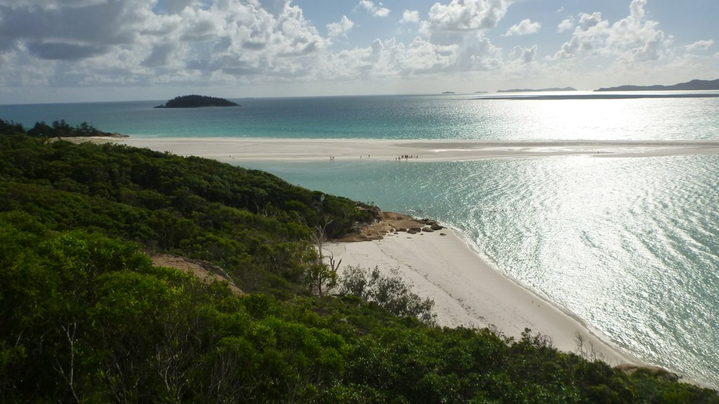 Whitehaven Beach: Whitsundays, Australia