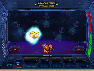 Drone Wars free spins