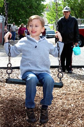 Nathan-on-swing