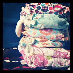 #newborn fluff #clothdiapers :)