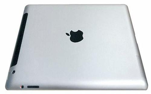 Rumor bagian belakang iPad 3