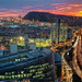 View – Vista de Barcelona (Spain), HDR by marcp_dmoz