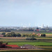 View from Messines church spire N to Ypres ©ThruTheseLines
