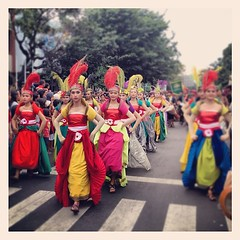 Carnival #herethere #solo #indonesia #travel #lp @lonelyplanet