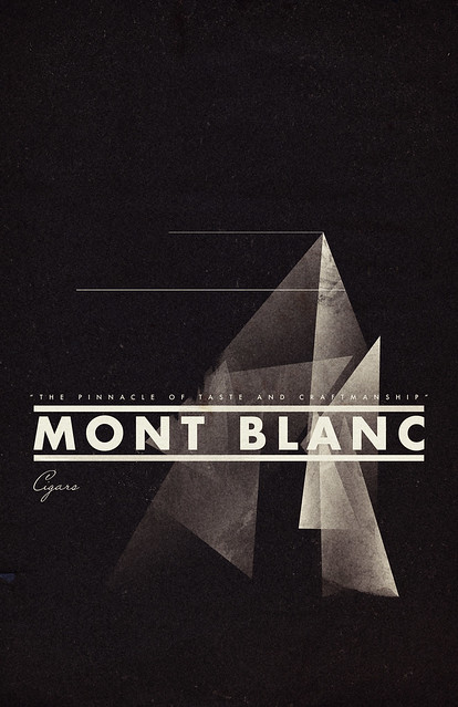 Mont Blanc Illustration